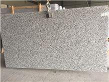 Swan Grey Granite Slab, Brown Granite Slab