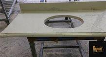 Estremoz Branco Estatuaria Marble Kitchen Countertops