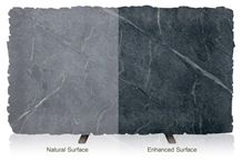 Mineral Black Soapstone Slabs