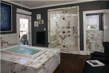 Calacatta Altissimo Bathroom Bathroom Renovation