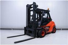 Linde H80T - 8.000 kg Forklifts