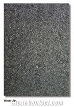 Crystal Black Granite Slabs & Tiles, China Black Granite
