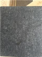 Zhangpu Black Basalt Tile, Split Face Wall Stone Tiles Slabs