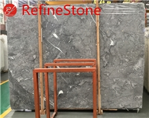 Cheap Polished Emperor Grey Marble Stone Tiles