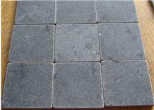 China Bluestone Tumbled Tiles,Chinese Cheap Blue Stone,Leiyan Stone