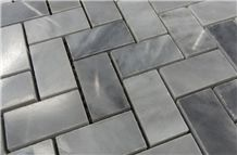 New Designe Marble Herringbone Mosaic Floor Tile,Leiyan Natural Stone