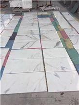 Calacatta White Tile 12 3 8 For Interior Lication