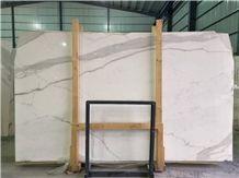 Luxury Marble Stone Calacatta Premium Slab for Project