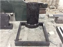 Haobo Natural Stone Chinese Quarry Granite Carving