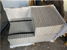 China Grey Granite New G602 White Snow Slabs,Tiles