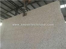 Sunset Gold G682 Granite Slab