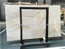 White Onyx Slab,Snow White Onyx Slabs Tiles from China