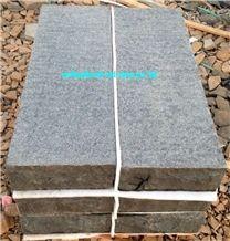 India Andesite Cheap Black Basalt Kerbstone, Curbstone in Machine