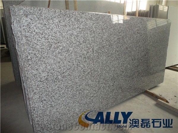 G439 Flower White Beta Blanco Delta Granite Tiles Slabs