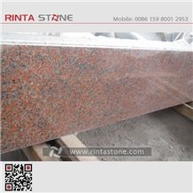 G562 Maple Red Granite Guangxi Leaf China Imperial Slabs