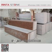 Maple Red Granite G562 China Cheap Stone Feng Ye Hong Capao Bonito