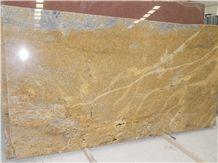 Giallo Namibi/ Namibia High Quality Yellow Granite Tiles &Slabs
