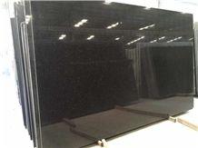 Star Gate / Imported High Quality Black Granite Slab