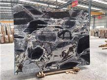 Titanic Storm Marble Polished Tiles&Slabs