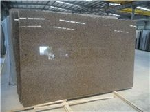 Tropic Brown Honey / Brazil Imported High Quality Brown Granite Slab