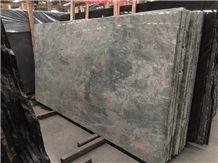 Green Granite Slabs,Tiles for Countertops