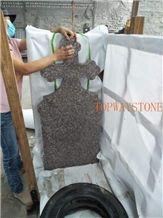 Romania Granite Monuments, Tombstone G664 G654 Granite