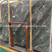 Turkey Dema Silver Grey Marble Slab&Tile for Engineering,Skirting,Wall