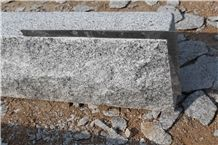 G603 Silver Grey Granite Rustic Wall Stone