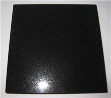 Shanxi Absolutely Black Granite Thin Tiles