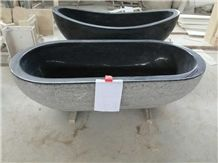 Natural Stone Limestone Bath Tub