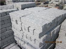 Wholesale Cheap Rough G603 Bianco Sardo Grey Sardo Light Grey Granite Standard Kerb Stone Price,Kerbstone Landscaping Stone