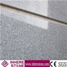 Crystal White Granite G603 Slabs for Sale, Cheap Granite Slabs, Jiangxi G603 Granite Slabs Wholesale, Bacuo White Standard Granite Slab Size