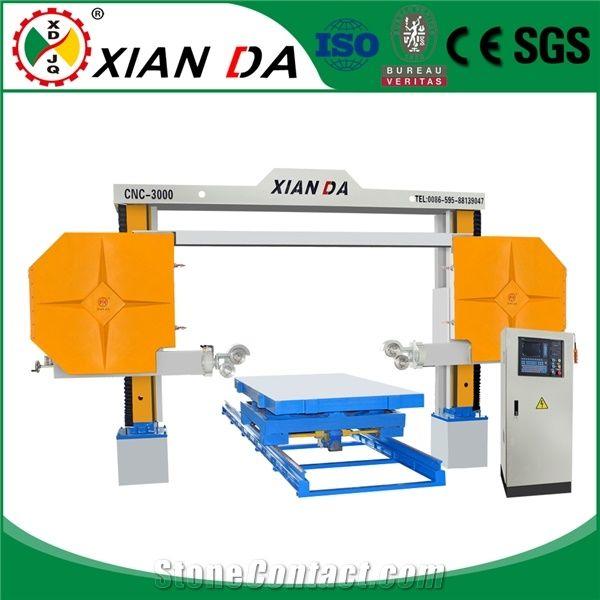 Xianda Cnc Diamond Wire Saw Machine from China - StoneContact.com