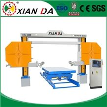 Xianda Cnc Diamond Wire Saw Machine