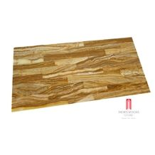 Lightweight Thin Laminated Brown Onyx Tiles
