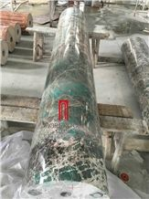 Luxury Natural Stone for Marble Half Column
