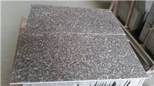 Fujian Quarry G635 Granite/Red Of Anxi,Rosa Citadel,Rosa Gamma,Rose Pearl Granite Tiles for Wall Covering Winggreen Stone