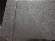 Fuding G684 Black Pearl Polished Black Basalt Stone Slabs & Tiles/China Black Basalt Flooring/Wall Cladding Stone/Lava Stone Tiles/Basalt Floor Covering Tiles/Lava Stone Tiles/Flamed Tiles