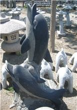Granite Stone Carvings, Garden Stone Carvings and Animals