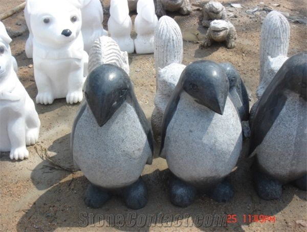 Hand carved stone animals stone carvings from china