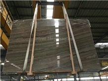 Kylin Wood Grain Marble Slabs & Tiles/Brown Wood Grain Marble Big Slabs/Wooden Brown Marble/Armani Brown Marble/Royal Wood Grain Marble/Wooden Grain Brown Marble/Coffee Wood Marble Cut to Size