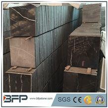 Konya Black Marble Tiles,Jett Black Marble Wall Tiles,Anatolian Black Marble Floor Tiles