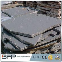Landscaping Stones Flagstone, Beige Italy Limestone Irregular Flagstone