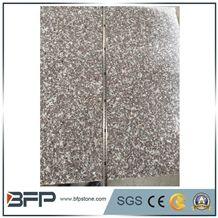 Loyuan Red Granite,Luo Yuan Violet,Luoyuan Violet,Majestic Mauve,Misty Brown,Purple Pear Granite Half Slabs