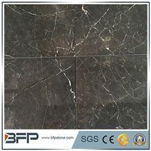 Olive Black Marble Tiles,Black Olive Marble Slabs & Tiles,Mugla Dark Emperador Wall Tiles