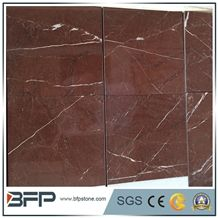 Ritsonas Red Marble Tiles,Mykalissos Royal Red Floor Tiles,Red Ritsona Marble Wall Tiles