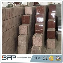 Ritsonas Red Marble Tiles,Ritsona Red Marble Floor Tiles,Mykalissos Red Nature Marble Wall Tiles