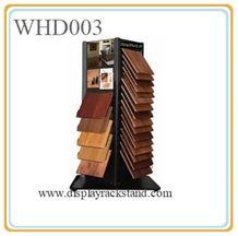 Hardwood Laminate Tile Showroom Display Hardwood Tile Display Rack Stand Bamboo Hardwood Free Standing Frame Display Stagger Hardwood Racks Exhibiition Stand Hardwood Sample Board Frame Black Stand
