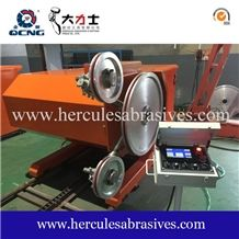 Quarry Equipments Wire Saw Machine for Quarry