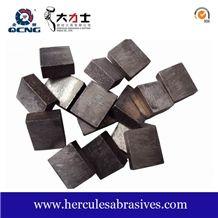 Segment Diamond Blade Segments for Granite Cutting